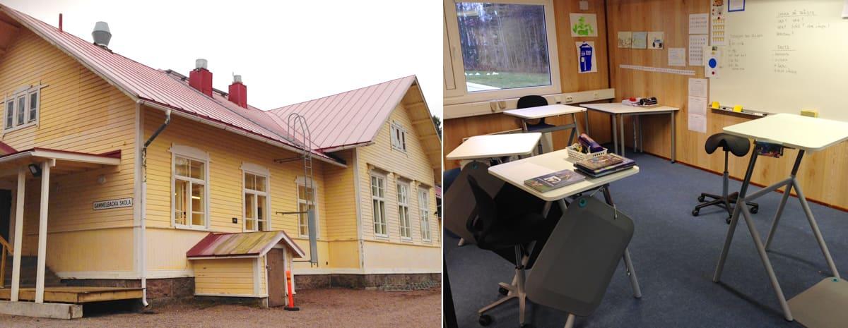 ActiveS referensskola referenssikouluja Gammelbacka skola