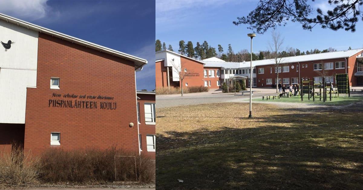 ActiveS - Piispanlähteen koulu, Kaarina