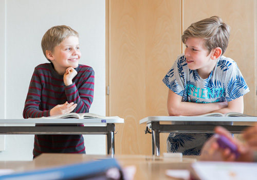 ActiveS-oppilaspöytä, leveä