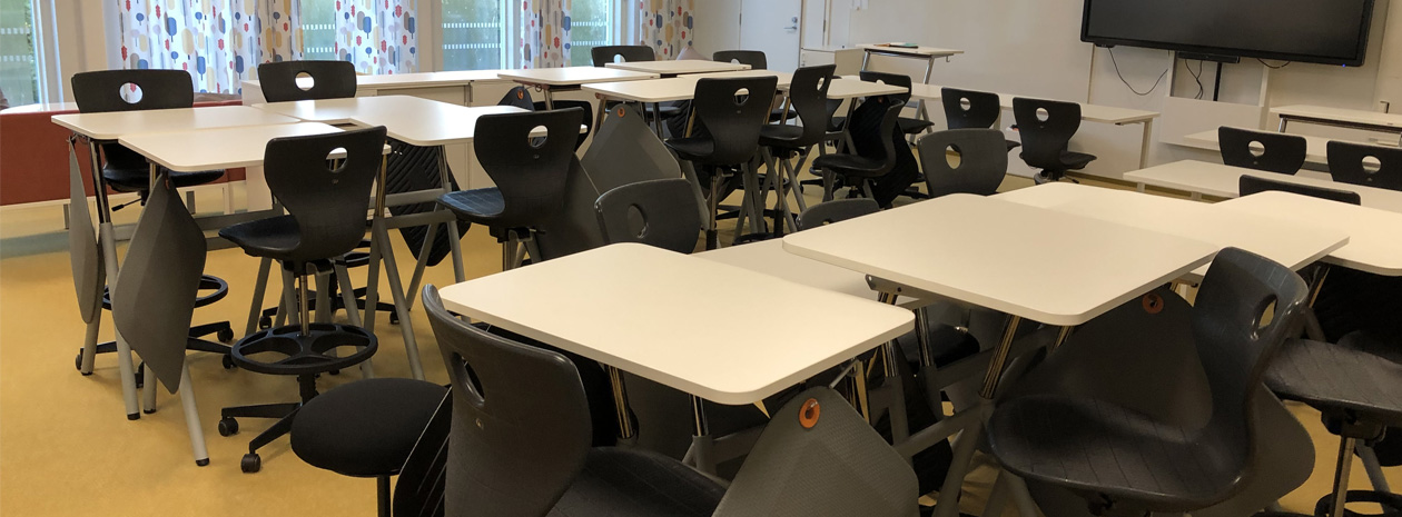 ActiveS - Referens Eklöfska skolan Tolkis