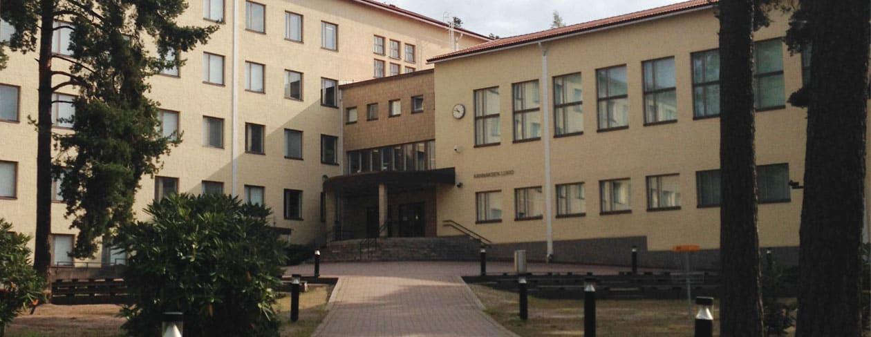 ActiveS Koulu - Kannaksen lukioon