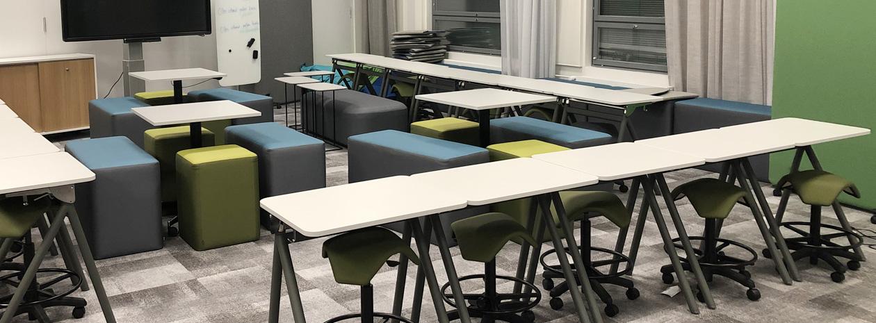 ActiveS - Referensskola i Finland, Kinnarin kouluun